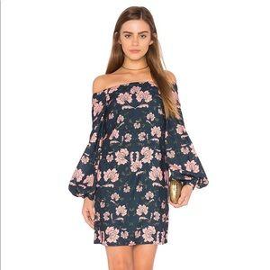 Keepsake Celestial Mini Dress